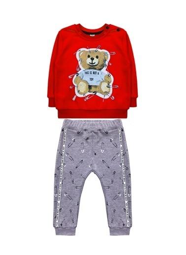 By Leyal For Kids Bebek Seti Kırmızı